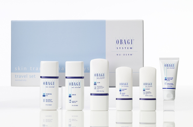 Nu-Derm Family Normal to Oily Kit
